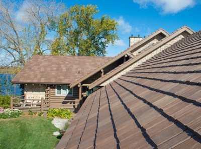 Черепица полимерпесчаная – дешевая надежность вашей крыши