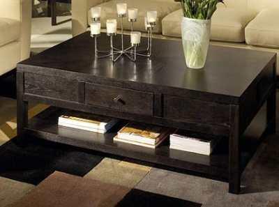 Столы для гостиной как один из важнейших элементов меблировки