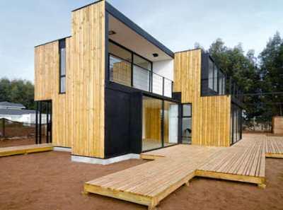 Сборка дома из СИП-панелей – перенимаем опыт запада