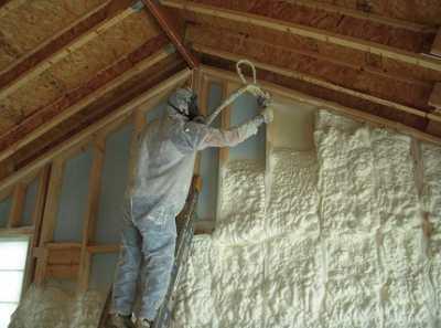 Утепление дачного дома как средство от многих болезней