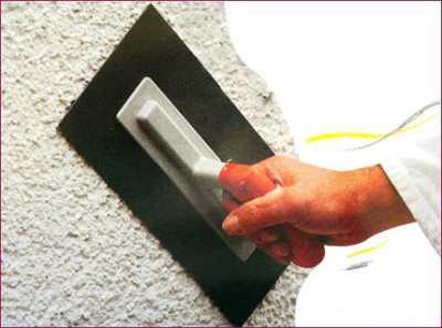 Рентгенозащитная баритовая штукатурка - безопасная работа на долгие годы!
