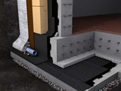 Новые технологии подземной гидроизоляции