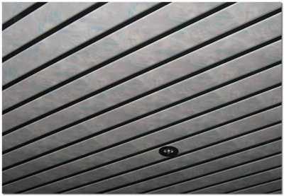 Что такое реечные потолки и в чём их преимущество?