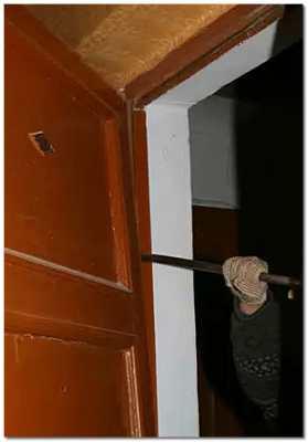Как правильно установить входную металлическую дверь